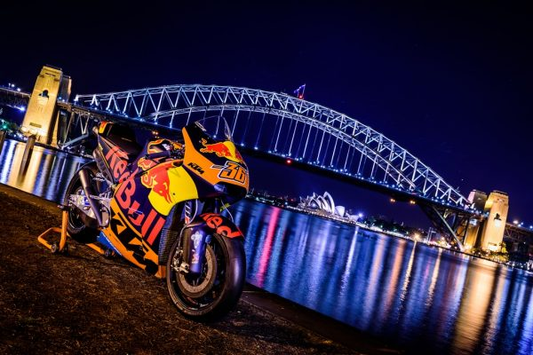 Red Bull KTM Factory Racing RC16 completes Australian tour