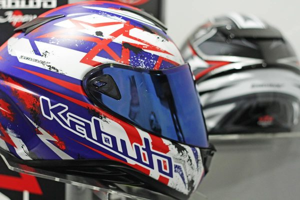 Kabuto Aeroblade 5 helmet to arrive in Australia this November