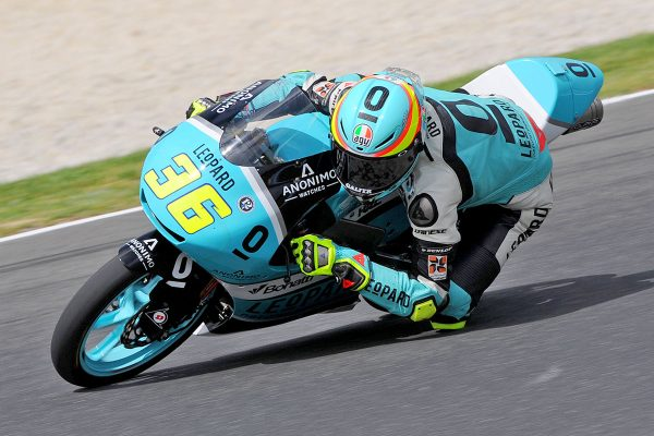 Mir sets Phillip Island Moto3 practice pace on Friday