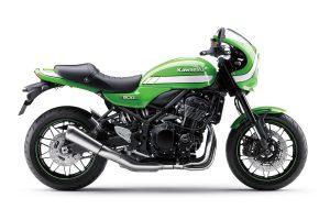 Bike: 2018 Kawasaki Z900RS range