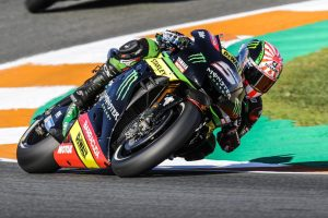 Zarco rounds out rookie MotoGP season with another podium