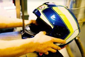 Viral: Bell Helmets Race Star Flex put to ultimate test