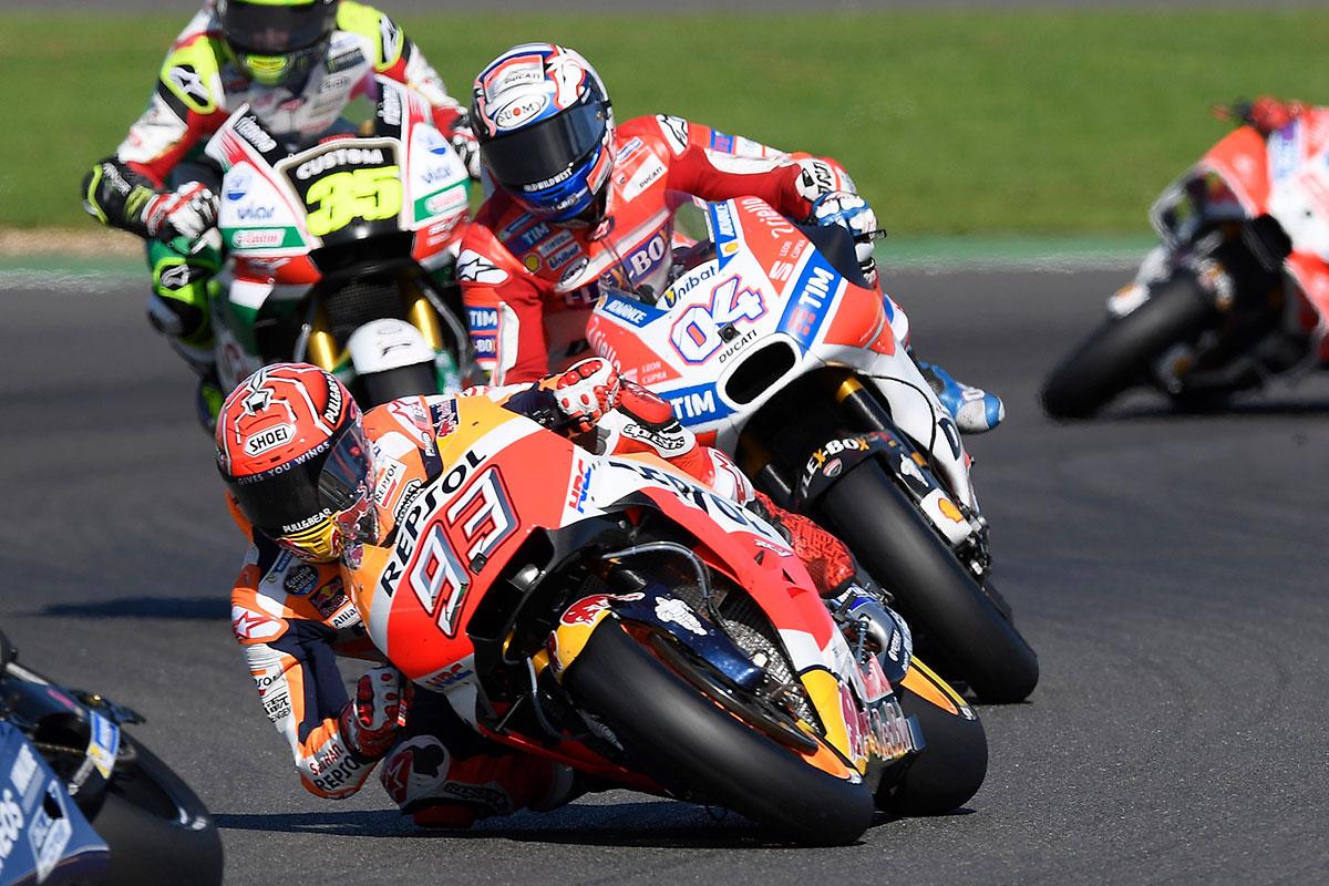 Silverstone added to provisional 2018 MotoGP calendar - CycleOnline.com.au