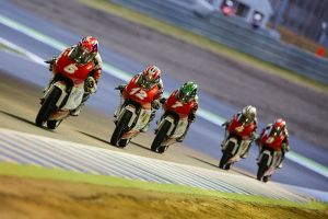 Q&A: The road to GP racing