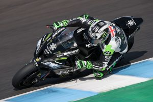 Rea blitzes WorldSBK testing in Spain to round out 2017