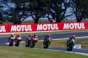 WorldSBK grid firms ahead of Phillip Island's 2018 opener