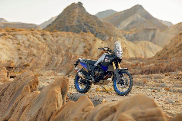 Wallpaper: Yamaha Tenere 700 World Raid prototype