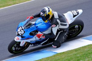 Two-time ASBK champion Craggill eyes part-time return