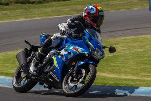 Review: 2018 Suzuki GSX-R125