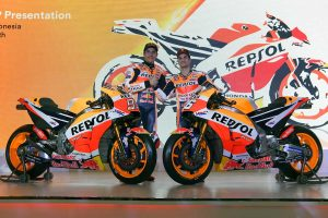 Repsol Honda launches 2018 team in Indonesia