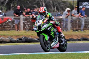 Rea rises as Friday WorldSBK practice wraps up
