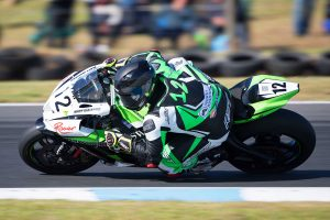 Strong start to ASBK for Walters at Phillip Island