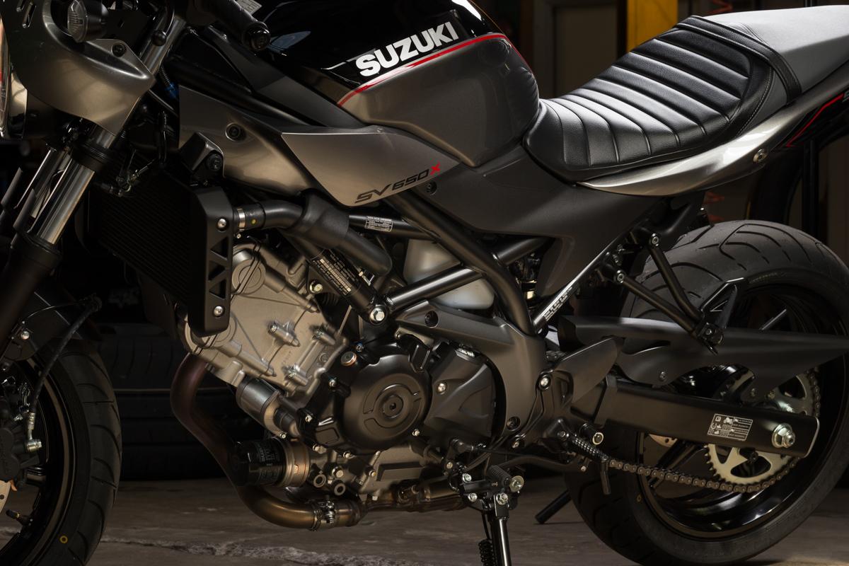 Review 2018 Suzuki Sv650x Cycleonline Com Au