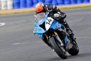 Wakefield Park ASBK test cut short for gritty Allerton