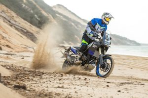 Yamaha Tenere 700 World Raid appears in Australia