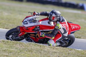 Herfoss edges Maxwell to Wakefield Park ASBK pole