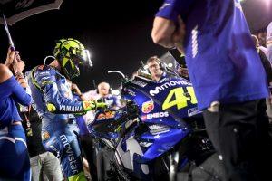 Yamaha MotoGP tour grants fans unique opportunity at Misano