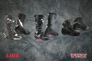 Link International to distribute TCX boots throughout Australia