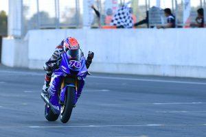 The Bend ARRC SuperSports 600cc chaos continues as Ito claims victory