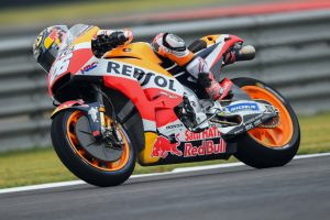 Pedrosa set to push through wrist injury at Circuit of the Americas