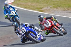 Three-race ASBK format in place for The Bend debut