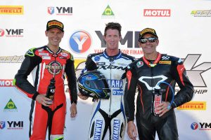 Maxwell improves lap-time to clinch The Bend ASBK pole