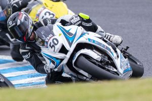 ASBK regular Spriggs announces exit from superbike racing