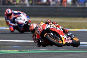 Marquez storms to 38th premier class victory at Le Mans MotoGP