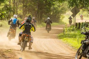 Second-annual Yamaha WR250R Rally declared a success