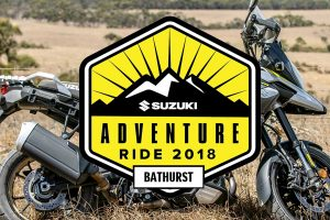 Suzuki Adventure Ride Bathurst 2018