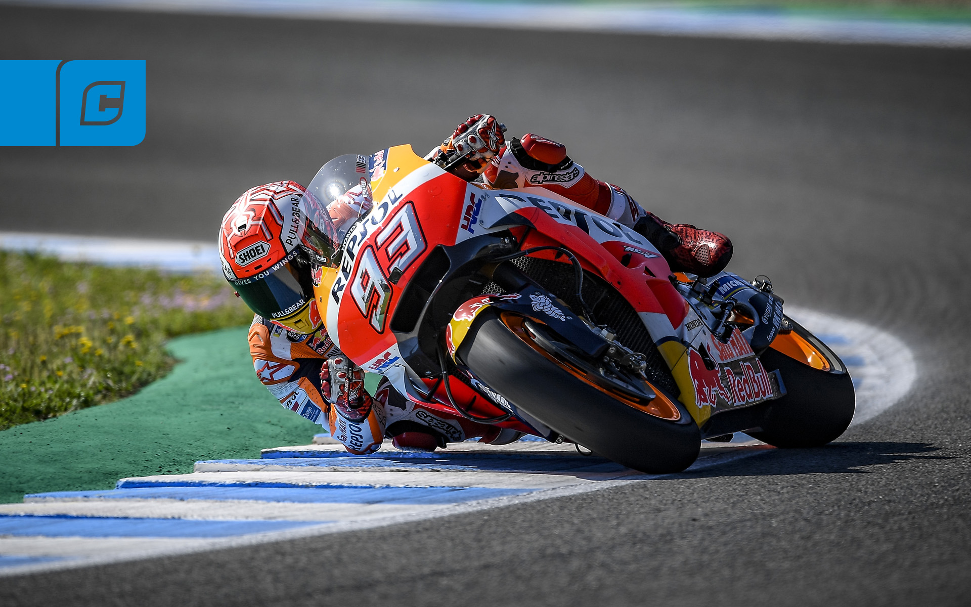 Wallpaper marc marquez cycleonline repsol hondas marc marquez reclaimed the points lead at the weekends fourth round of the motogp world championship in jerez spain claiming a dominant voltagebd Images