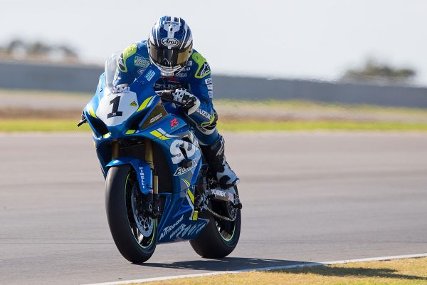 Waters admits ASBK rivals 'stronger' than one year ago