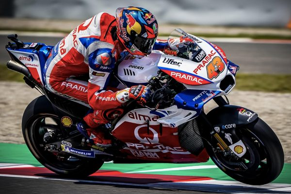 Mechanical failure forces Miller out of Catalan grand prix