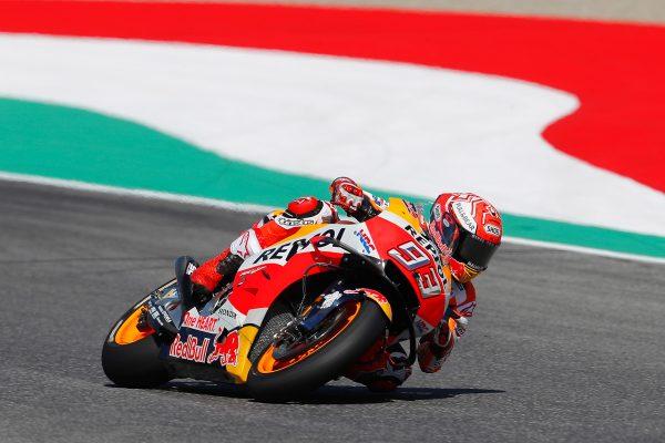 Catalunya venue difficult to adapt according to Marquez