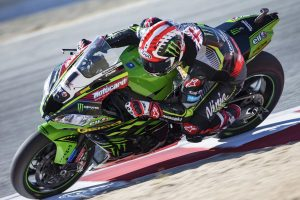 Race two set-up change a 'dream' for Rea at Laguna Seca
