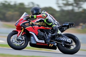 Penrite Honda Racing and Herfoss head to the Top End