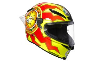Product: 2018 AGV Pista GP R Rossi 20 Years replica helmet