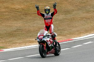 Brands Hatch BSB double-victory a 'perfect gift' says Brookes