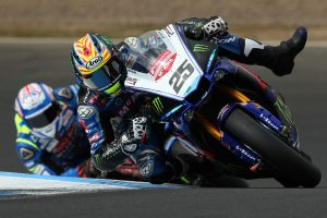 Luckless Knockhill British Superbike affair for Brookes