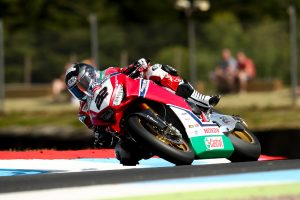 Demanding Knockhill circuit too much for injured O'Halloran