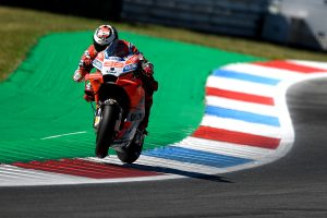 German GP a 'similar situation' to Assen according to Lorenzo