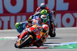 Marquez victorious in MotoGP 'race of the year' at Assen