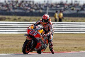 Marquez steals pole in narrow Assen MotoGP qualifying
