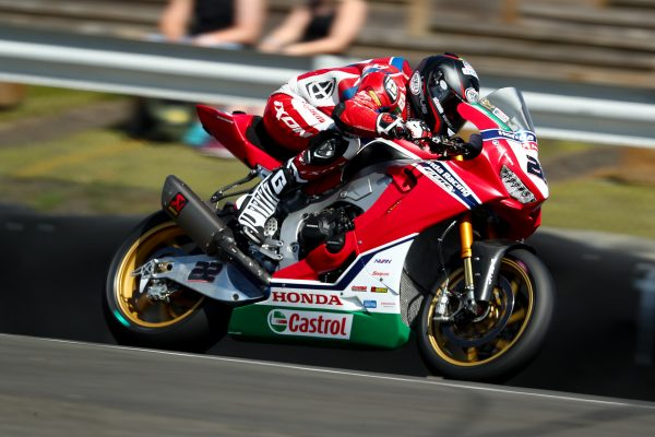 O'Halloran to assess injury situation in Brands Hatch BSB practice