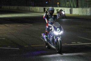 Hook crowned EWC champion as Yamaha wins Suzuka
