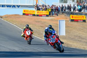 Quotebook: 2018 ASBK Rd5 Morgan Park