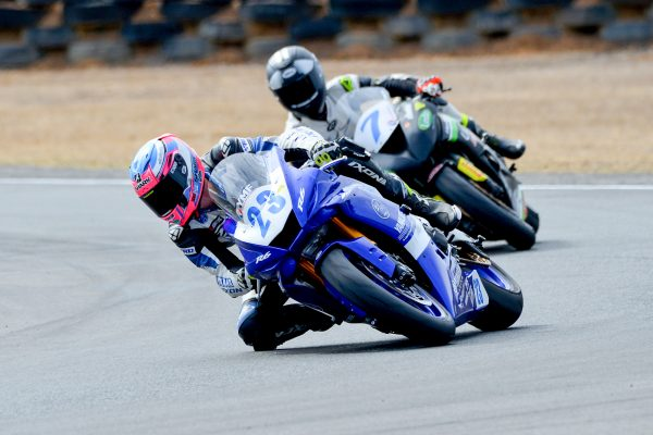 Halliday continues dominance with Morgan Park Supersport victory