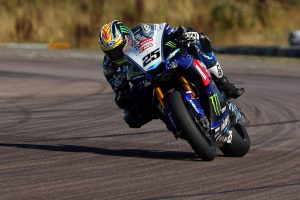 Gearing change results in Thruxton BSB victory for Brookes