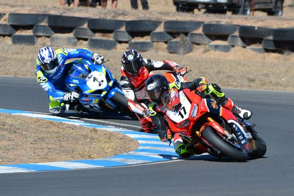 Morgan Park ASBK double boosts points lead for Herfoss