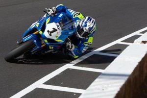 Changes pay dividends for Team Suzuki ECSTAR Australia